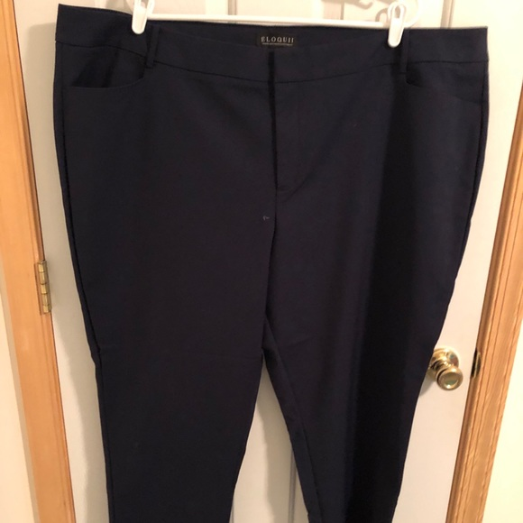 Eloquii Pants - Trousers